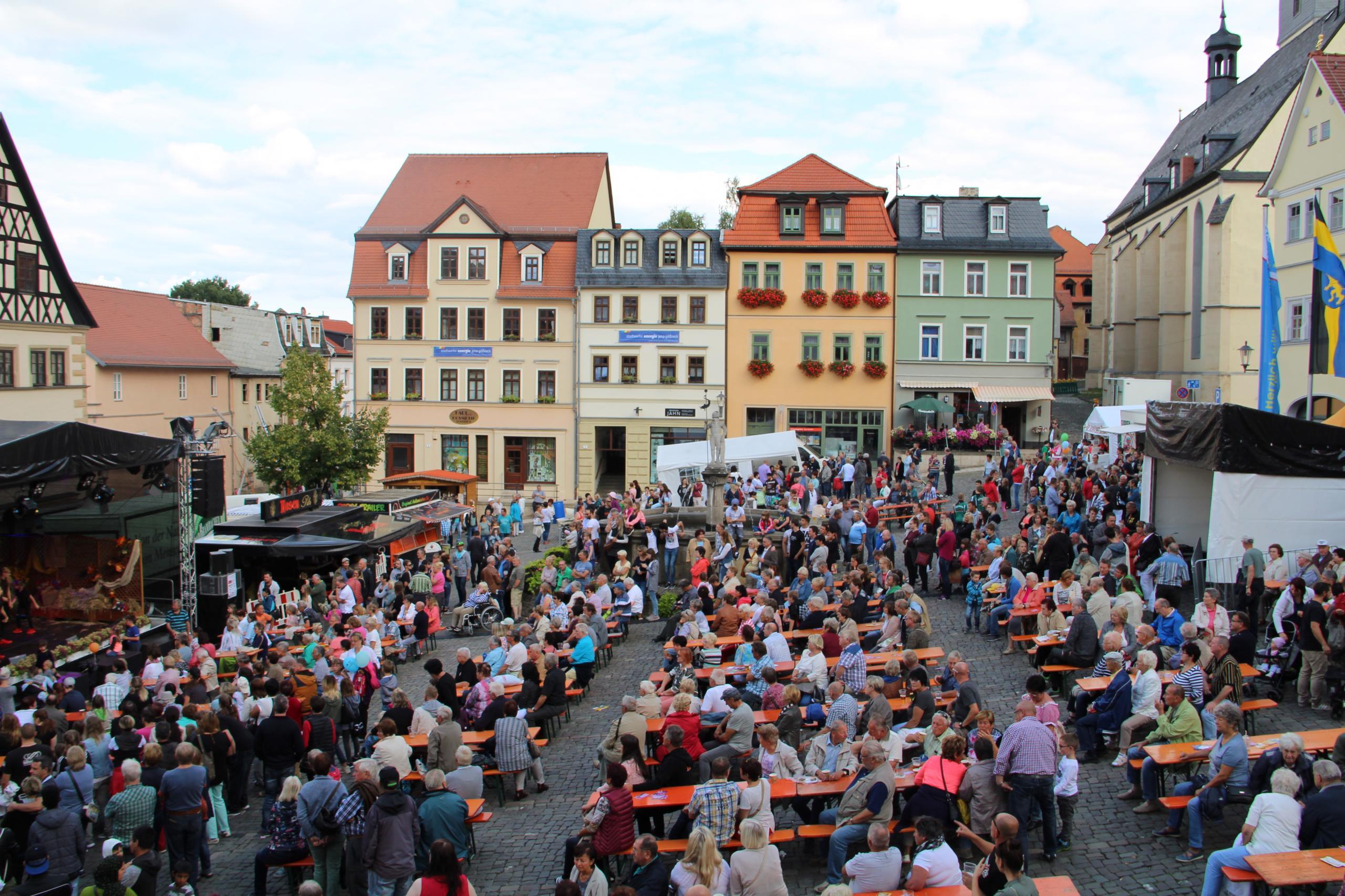 stadtfest pn 2017 fachbereich kultur img 2144 ©Stadt Pößneck