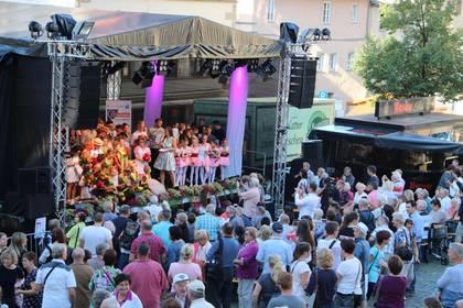 stadtfest pn fachbereich kultur img 3797 ©Stadt Pößneck