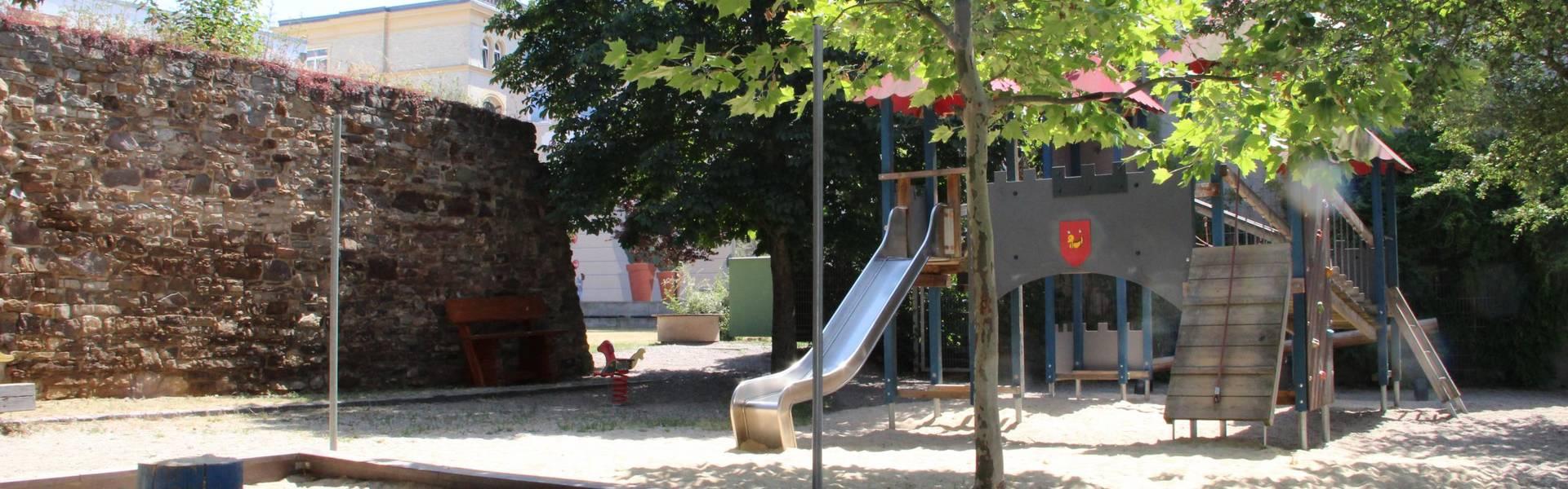 spielplatz entenplan stadt pößneck  ©Stadt Pößneck